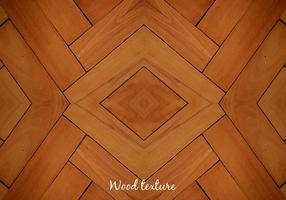 Fond de plancher en bois de vecteur gratuit