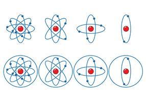 Vecteur atomium 1
