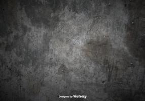 Texture de mur en béton vectoriel