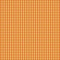 motif de diamant abstrait orange vecteur