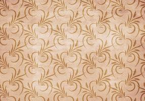 Free Seamless Flourish Pattern seamless pattern vecteur