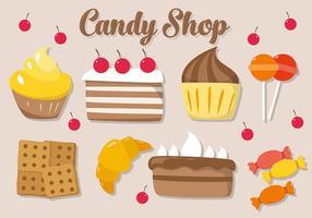 Illustration vectorielle gratuite pour les cookies vecteur