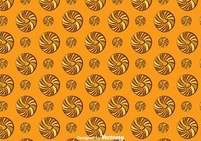 Fond de bagel Pattern vecteur