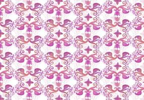 Pink Vector Aquarelle Royal Background