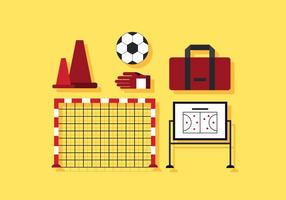 Vector handball