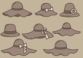 Vecteur libre d'icônes de Bonnet