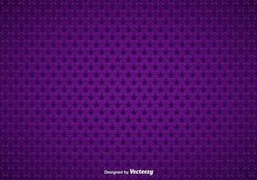 Fond violet avec des étoiles motif transparent