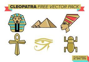 Cleopatra pack gratuit de vecteur