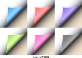 Illustration vectorielle Flips Illustrations Set