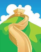 grande muraille en chine