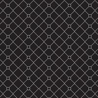 plaid écossais abstrait noir, blanc sans couture