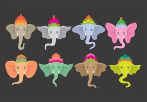 Icônes de Ganesh