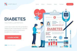 diagnostic médical - diabète
