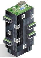 complexe résidentiel écologique