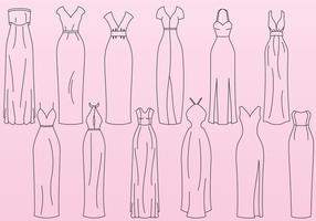 Slinky Dresses