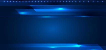 technologie abstraite numérique futuriste