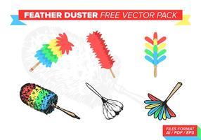 Paquet de vecteur libre de plumes
