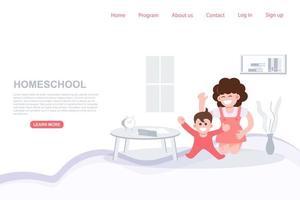 maman jouant avec bébé ou enfant en bas âge