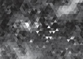 motif gris low poly