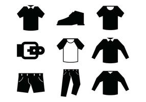 Icône de mode masculine