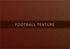 Vecteur de texture de boule de rugby