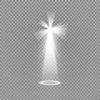 projecteur de concert avec faisceau