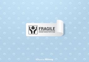 Texture de vecteur à enveloppe à bulle