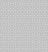 motif géométrique gris