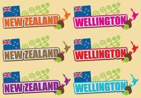 Titres de Nouvelle-Zélande et Wellington