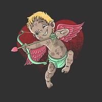 ange cupidon saint valentin