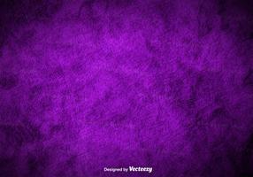 Fond de vecteur violet désordonné / sale