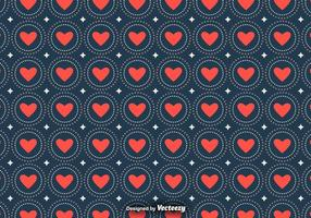 Vector love seamless patterns