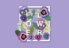 Mots floraux