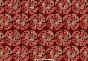 Cachemire Ornamet Pattern vecteur