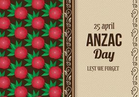 Free Anzac Day vecteur