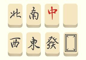Vecteur mahjong gratuit
