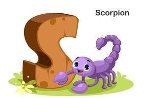 s pour scorpion