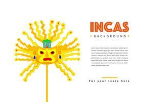 Fond Incas Gratuit vecteur
