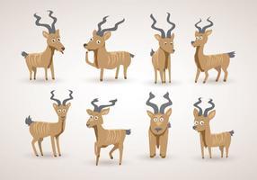 Vector gratuit de Kudu
