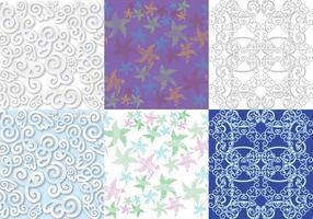 Patterns de texture vecteur
