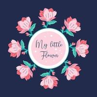 ma petite fleur
