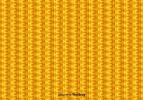 Modèle de vecteur géométrique des incas jaunes