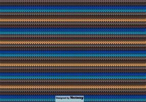 Vector tricotée texture colorée