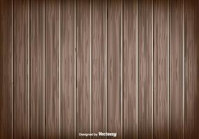 Fond de planches en bois vecteur