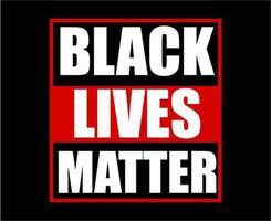 la conception des vies noires compte