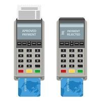 machines de point de vente isolées