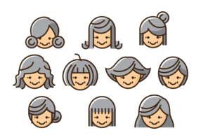 Collection Vector Grand Mommy