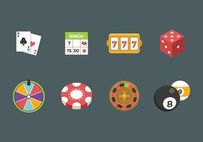 Vecteur de casino gratuit