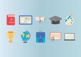 Free School & Education Vector