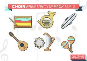 Pack vectoriel gratuit chœur vol. 2